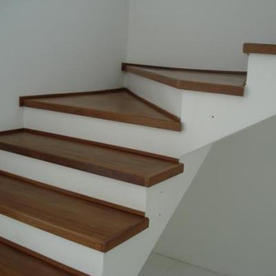 Degrau de escada em Guarulhos