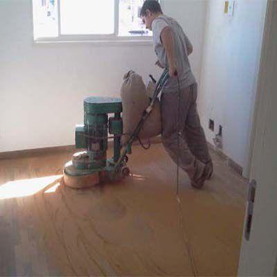 Raspagem e aplicação de Bona em Guarulhos auxilia na restauração de pisos